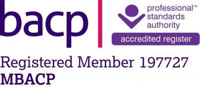 Registered member of BACP
